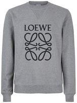 Loewe Embroidered Sweatshirt