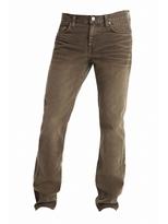 J Brand Kane Straight Leg Jean In Weathered Olive
