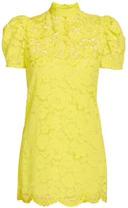Marc Jacobs The Lace Shift Dress