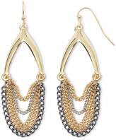 Nicole Miller Nicole By nicole by Swag Chain Earrings