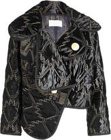 Peter Pilotto Velvet Jacket with Contrast Thread
