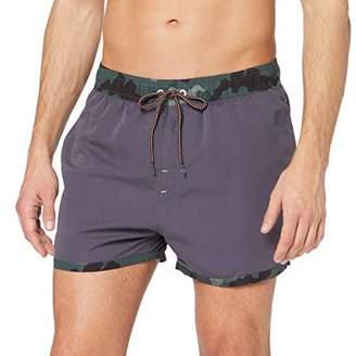 Pepe Jeans Men's Almonte Swim Shorts,Medium