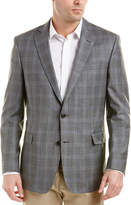 Brooks Brothers Explorer Regent Fit Wool-Blend Suit Separates Jacket