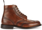 Church's Caldecott Brown Leather Brogue Boots