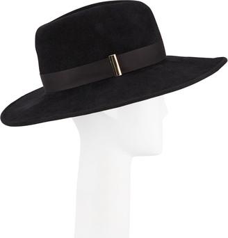 Gigi Burris Millinery Kellen Rabbit Felt Large Brim Hat