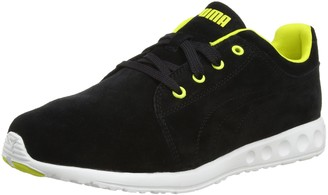 Puma Carson Runner Suede Men's Running Shoes Black Size: 7.5 UK