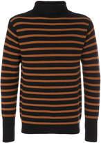 Barena striped roll neck jumper