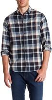Howe Rag & Stone Plaid Long Sleeve Regular Fit Shirt