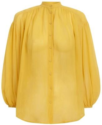 Zimmermann Bonita Crinkle Shirt