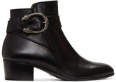 Gucci Black Dionysus Boots