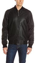 Buffalo David Bitton Men's Jabinz Mesh Jacket