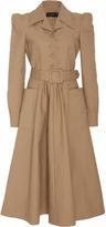 Co Compact Cotton Coat Dress