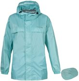 Trespass Adults Unisex Packa Waterproof Packaway Jacket (L)
