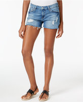 Mavi Jeans Emily Ripped Denim Shorts