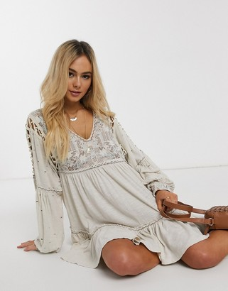 Free People much love tunic