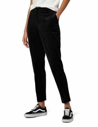 Find. Amazon Brand Women's Velvet Trouser Trouser Suit