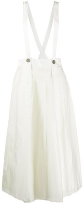 Song For The Mute Culottes With Suspenders