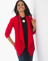 Chico's Trimmed Traci Cardigan