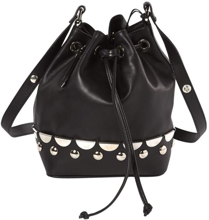 Diesel Leather shoulder bag