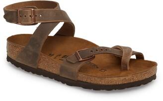 Birkenstock Yara Ankle Wrap Sandal
