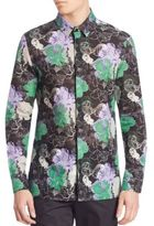 Versace Camicia Trend Floral Shirt