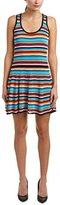 Trina Turk Trina Women's Kaine Striped Sweater Dress