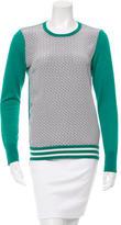 Equipment Wool & Silk-Blend Sweater