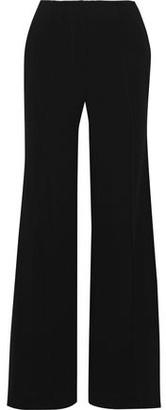 Diane von Furstenberg Kiersten Crepe Wide-leg Pants