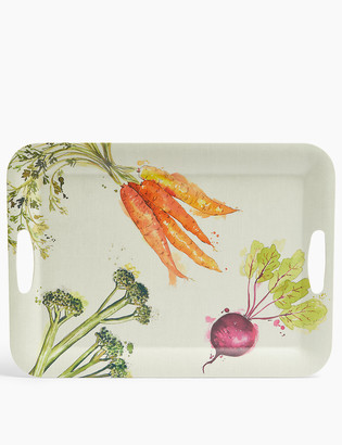 Marks and Spencer Vegetable Print Tray