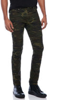X-Ray Raw X Camouflage Jeans