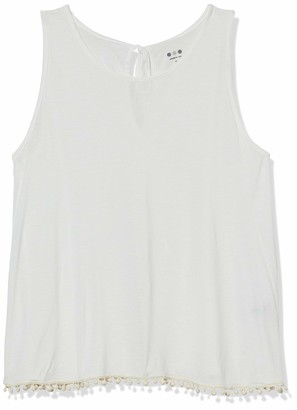 Three Dots Women's Vintage Jersey Sleeveless Short Loose Tank