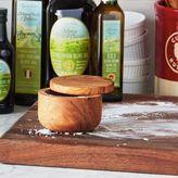 Sur La Table Olivewood Salt Keeper