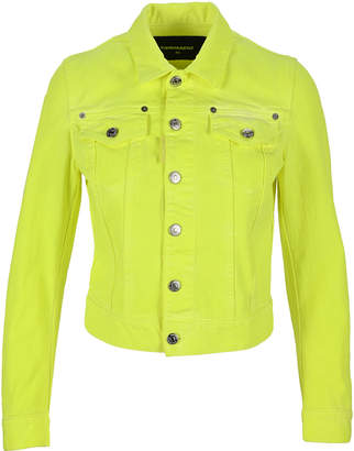 DSQUARED2 Bull Garment Denim Jacket