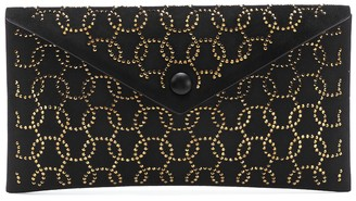 Alaia Louise 24 Small embellished clutch