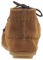 Minnetonka Moccasin Suede Ankle Boot