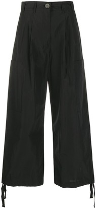 Song For The Mute Tapered Trousers