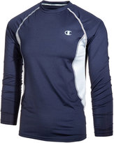 Champion Men's Long-Sleeve Compression T-Shirt