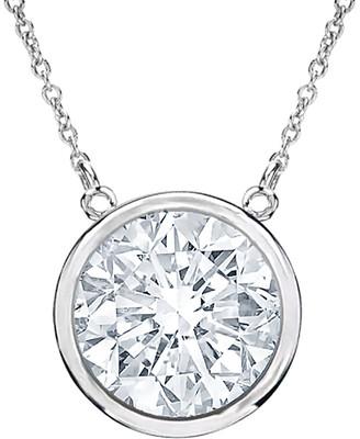 Diana M Fine Jewelry 18K 0.63 Ct. Tw. Diamond Necklace