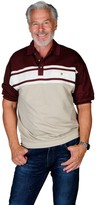 Men's Classics By Palmland Classic-Fit Banded-Bottom Polo
