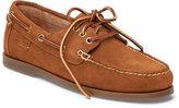 Polo Ralph Lauren Ralph Lauren Bienne II Suede Boat Shoe