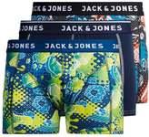Jack & Jones 3 Pack Shorts Estate Blue