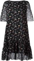 Saint Laurent floral print dress - women - Silk - 36