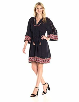 French Connection Women's Adanna Crinkle Dress