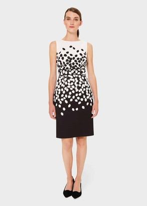 Hobbs Moira Printed Dress