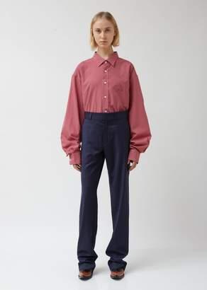Vetements Tailored High Heel Pants