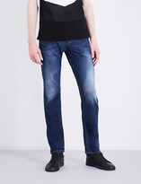 Diesel Belther slim-fit tapered jeans