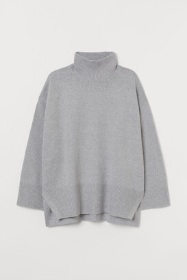 H&M H&M+ Turtleneck Sweater