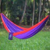 Novica Hang Ten Parachute 'Tropics for HANG TEN' Hammock (Single) (Indonesia)