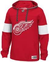 Reebok Detroit Red Wings Team Jersey Hoodie