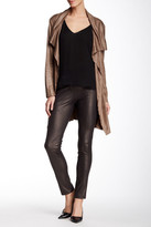 Insight Cracked Faux Leather Legging